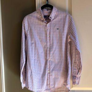 Boys Vineyard Vines shirt
